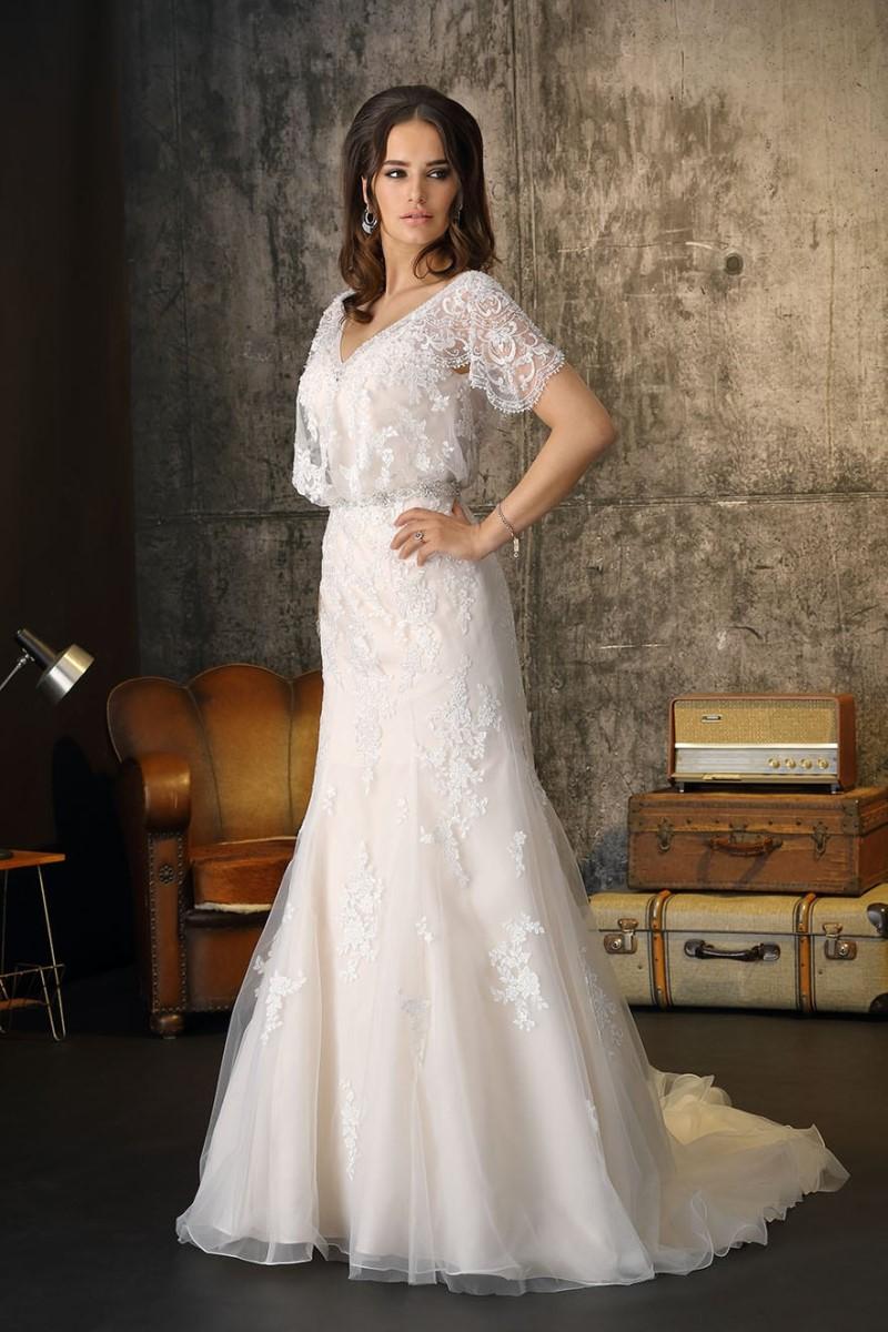 Brautkleid Hochzeitskleid 14  Nazzals Traumhochzeit