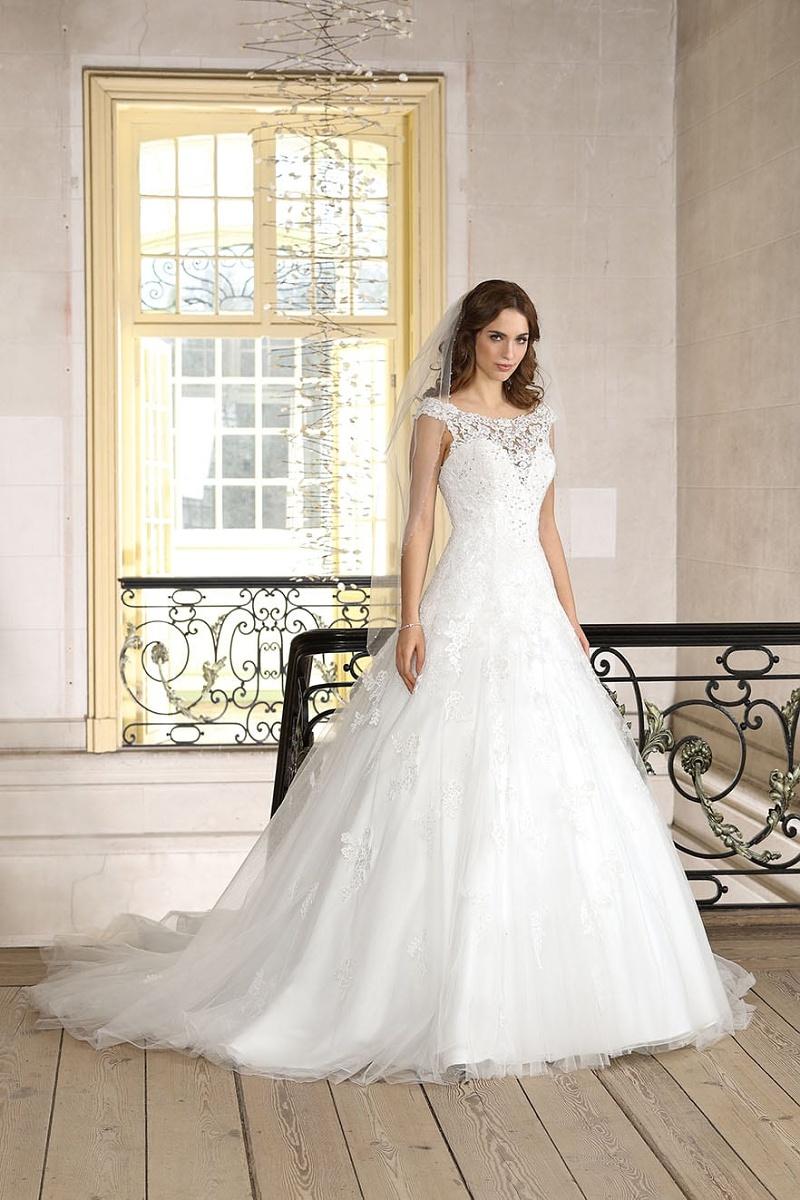 Hochzeitskleid Brautkleid 19 19  Nazzals Traumhochzeit