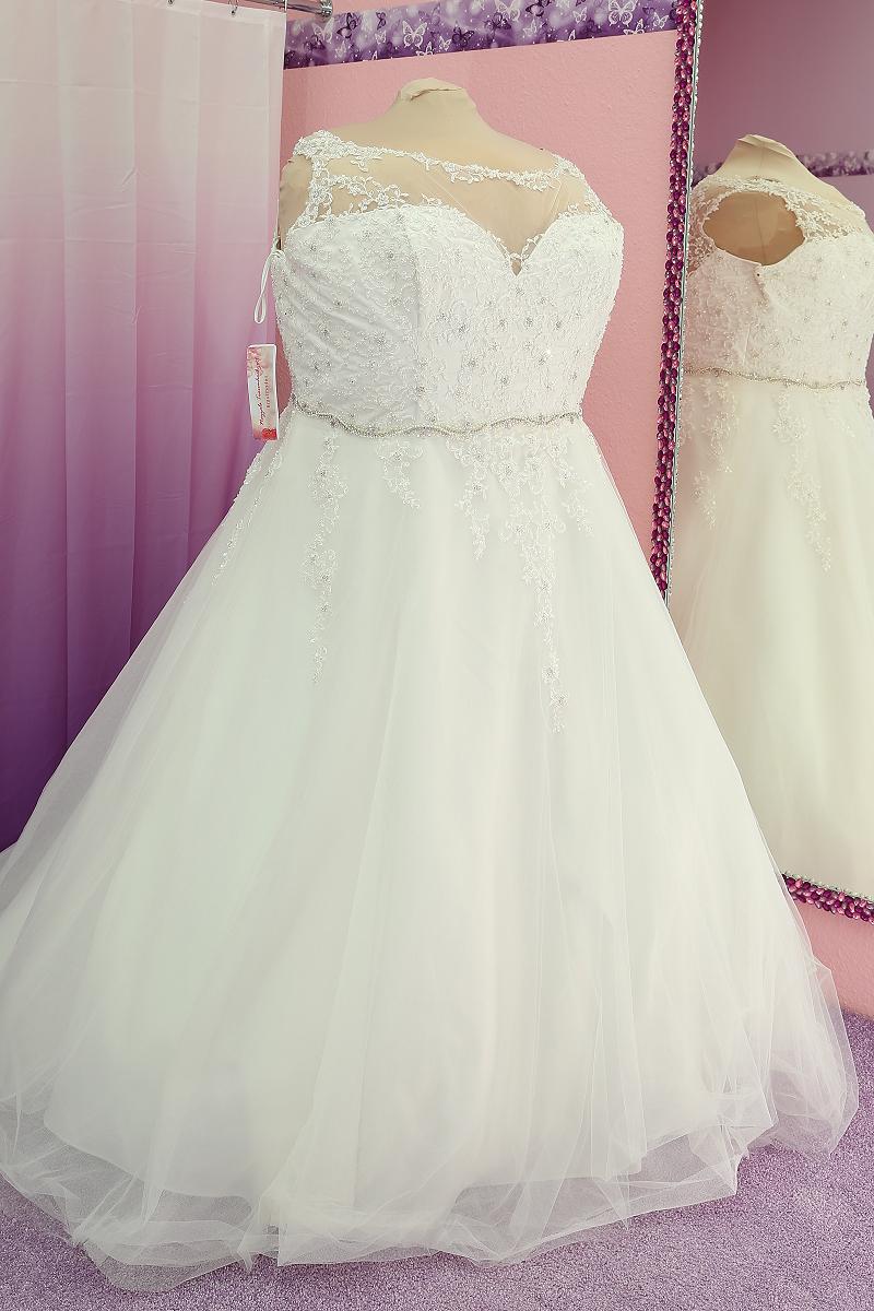 new product f9750 cfe10 Neu Brautkleid Hochzeitskleid Größe 66 68 70 Ivory | Nazzals ...