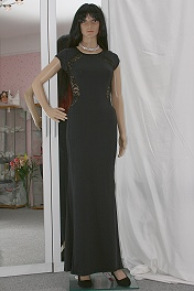 Abendkleid Ballkleid Abi Gala Cocktail Kleid 38 / 40