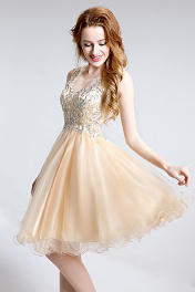 Ballkleid Partykleid Cocktail Abiballkleid