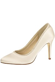 Brautschuh Rainbow Club Billie Ivory