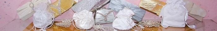Clutches and bridal bags